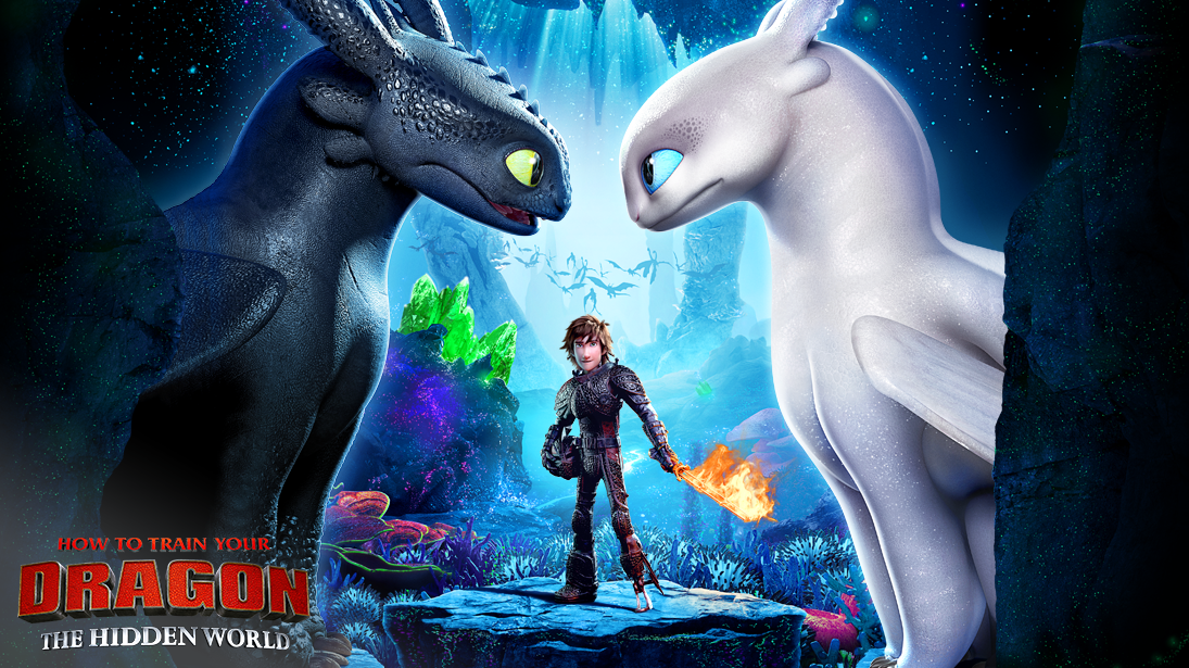 How to Train your Dragon: The Hidden World (2019) – Fin de viaje