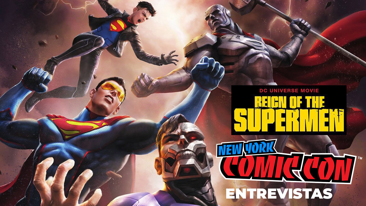 NYCC 2018 – Reign of the Supermen
