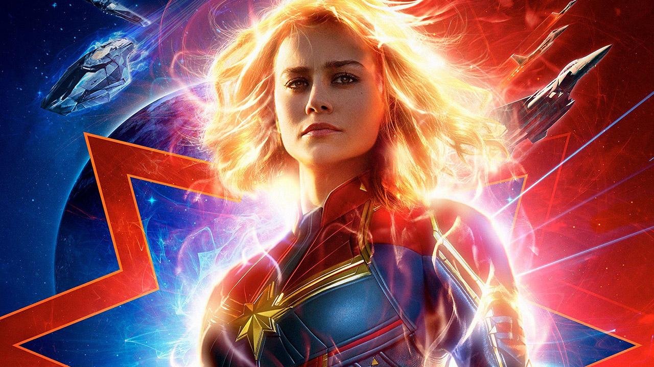 Capitana Marvel: chicos, así fue como conocí a su madre