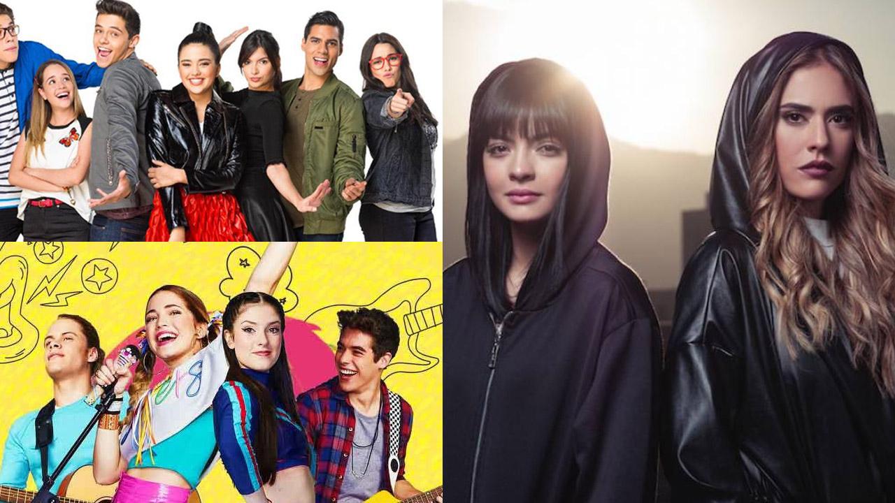 """Ritmo y sustancia en TV: """"La Reina del Flow"""", """"Kally´s Mashup"""" y """"Go! Vive a tu manera"""""""