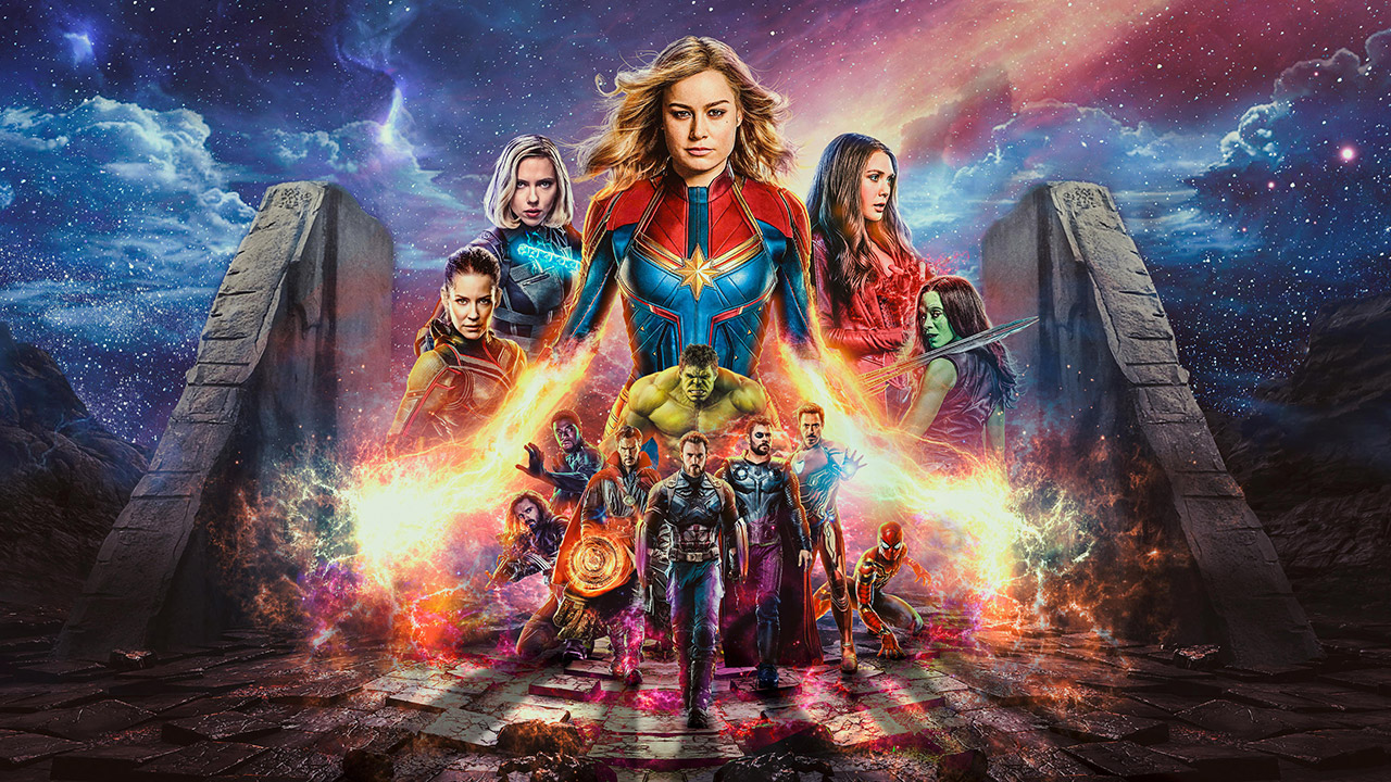 Avengers Endgame: el final es en donde partí