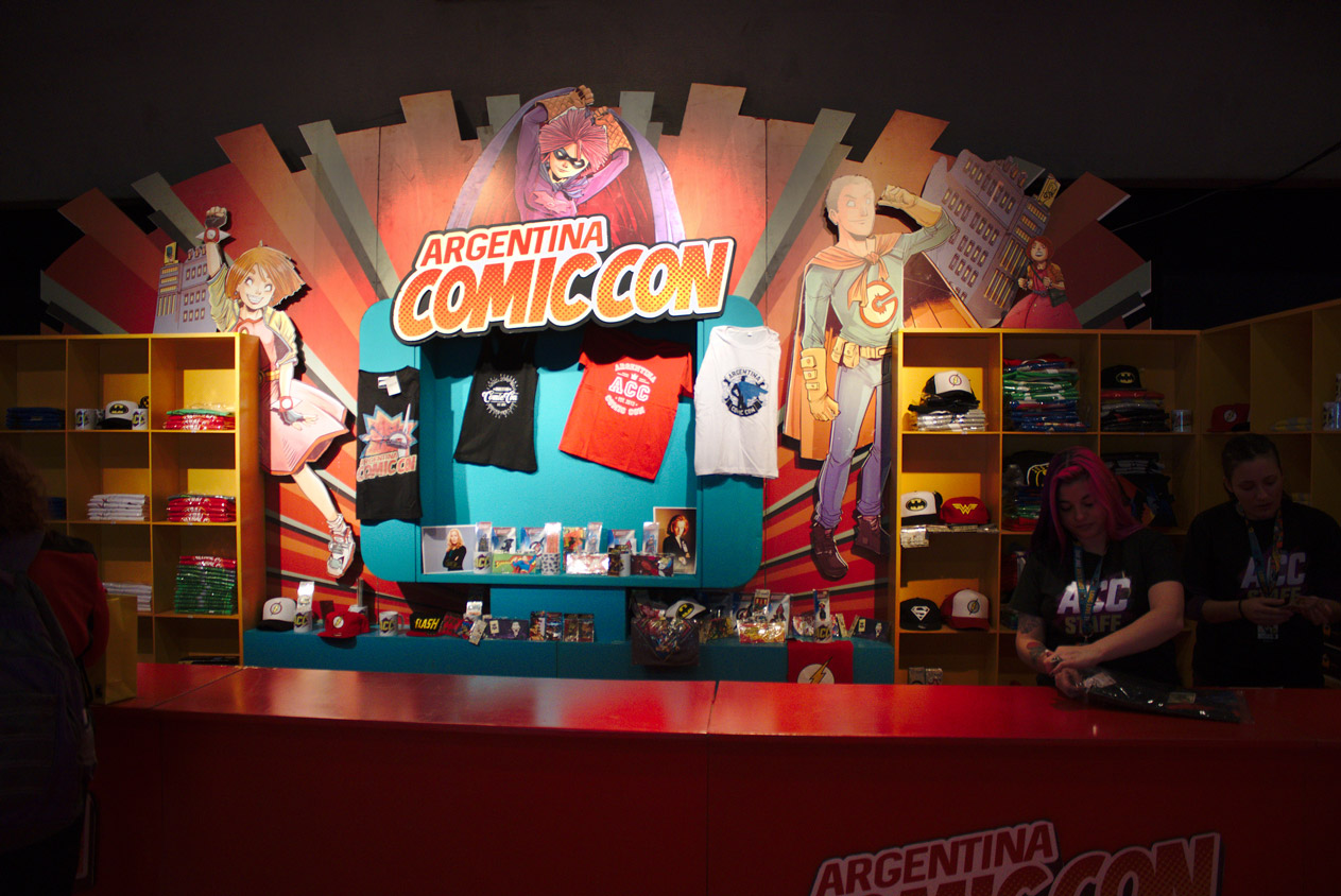 Argentina Comic Con 11 – Día 01