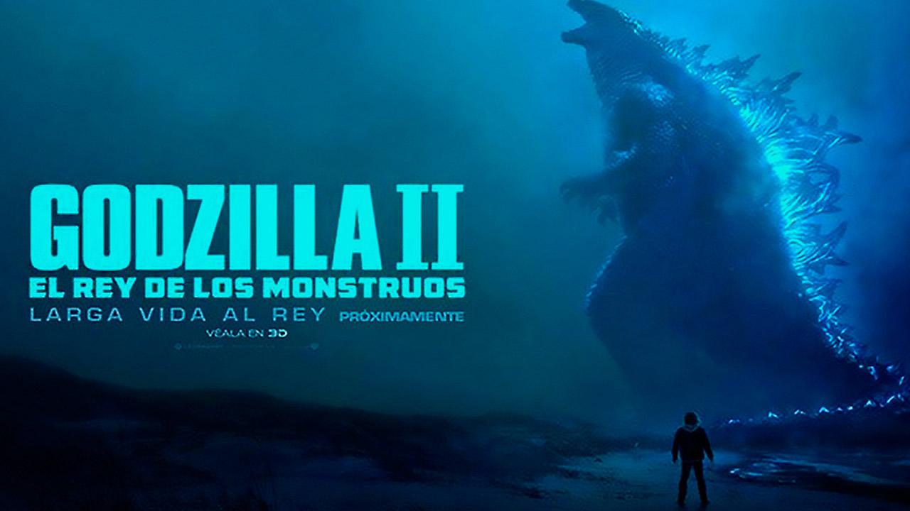 Godzilla 2: El Rey de los Monstruos, es un monstruo grande y spinoffea fuerte