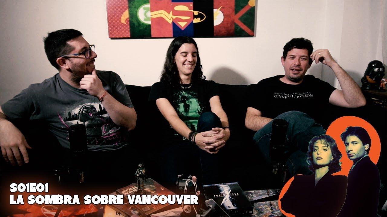 Modelo 82 – S01E01 – La Sombra sobre Vancouver (Los Expedientes X: Temporadas 1 a 5)