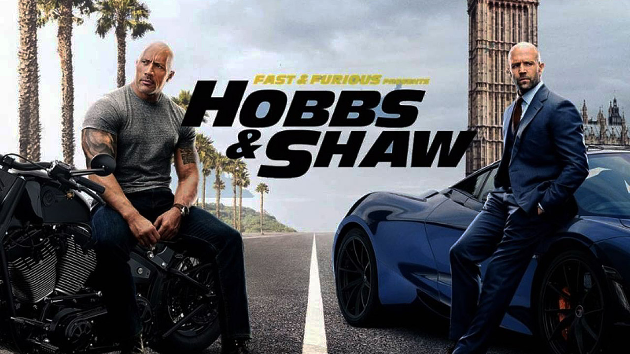 Rápidos y furiosos – Hobbs & Shaw: La (nueva) familia está primero
