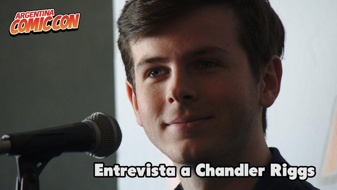 Entrevista a Chandler Riggs – ACC 11
