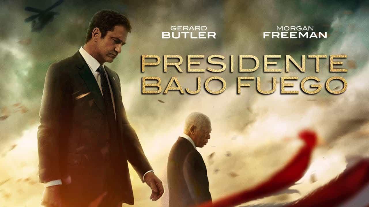 Presidente Bajo Fuego: oldie but goldie, o cuando los viejitos toman el poder