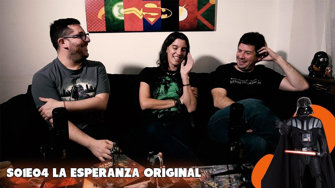Modelo 82 – S01E04 – La Esperanza Original (Star Wars)