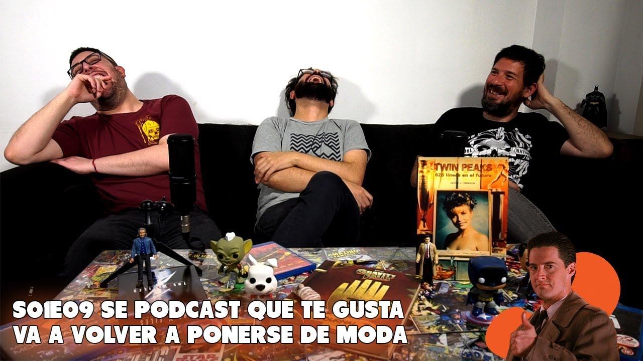 Modelo 82 – S01E09 – Ese podcast que te gusta va a volver a ponerse de moda (Twin Peaks)