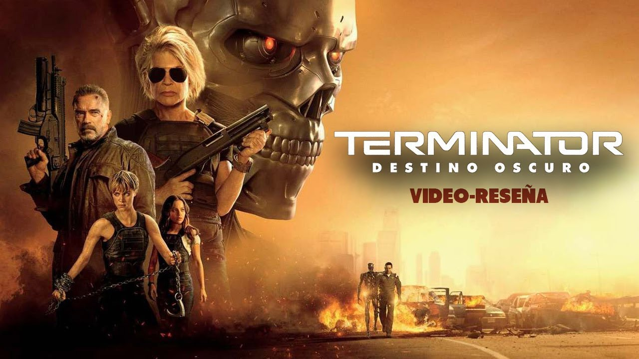 Video-Reseña: Terminator – Destino Oculto