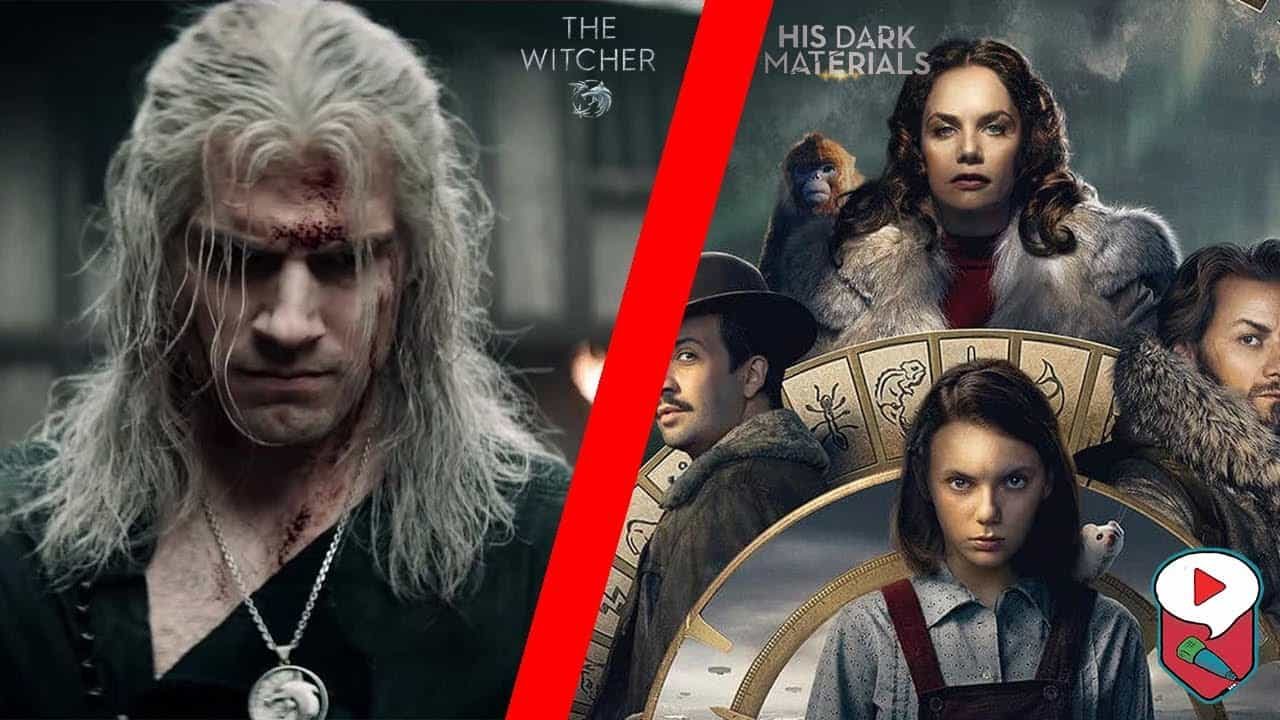 Video Reseña: The Witcher / His Dark Materials