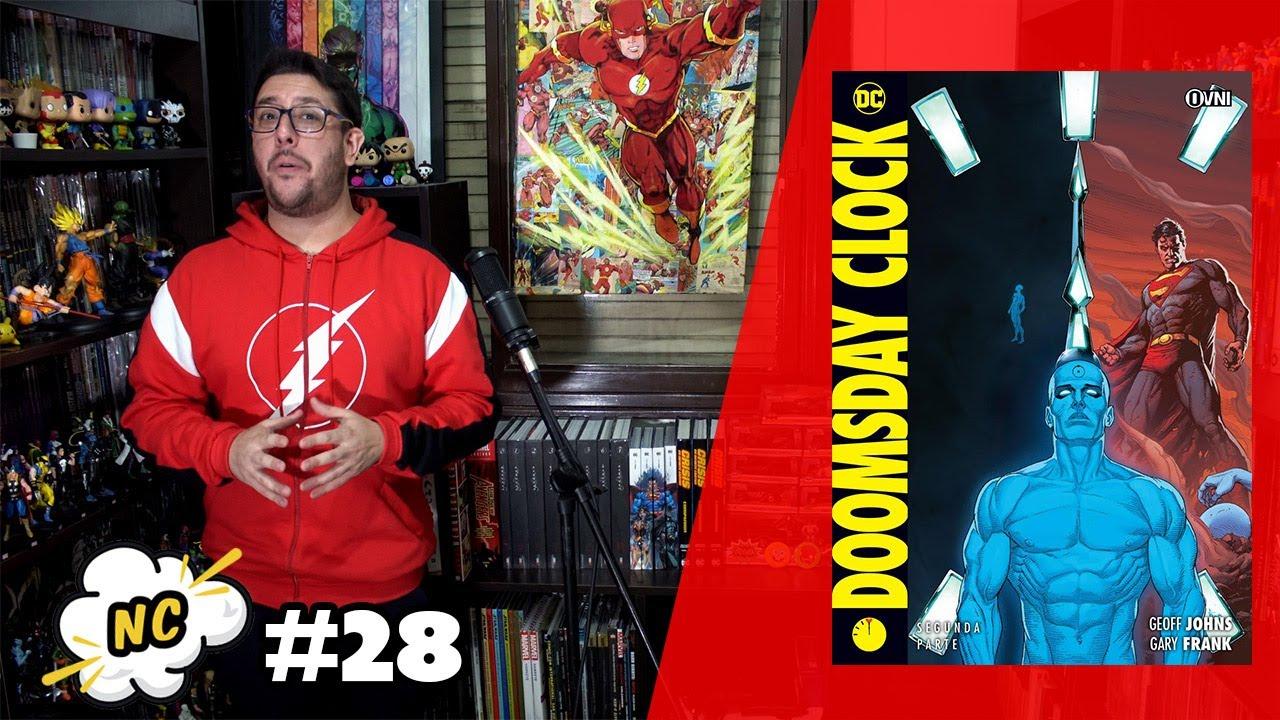 Novedades comiqueras #028 – De finales: Watchmen y el Caballero de la Noche