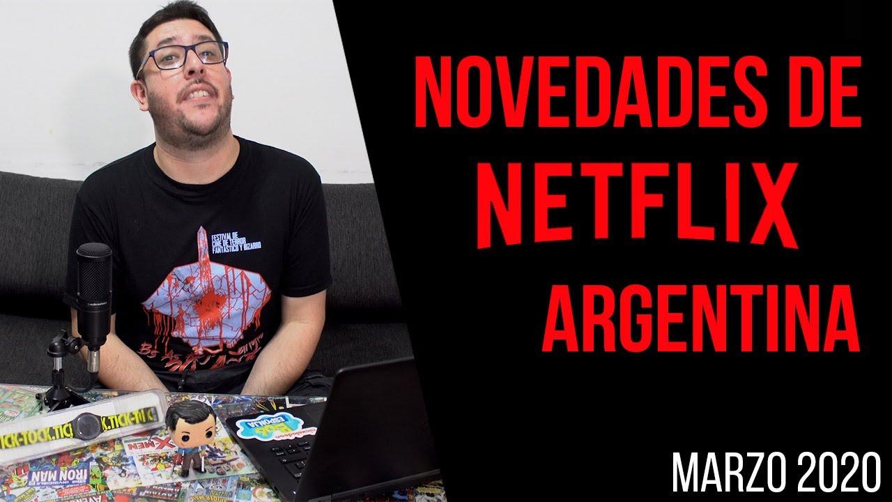 ¿Qué se estrena en Netflix Argentina durante Marzo?