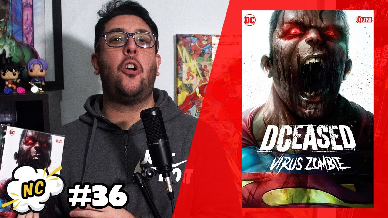 Novedades comiqueras #036 – Los zombies toman DC Comics