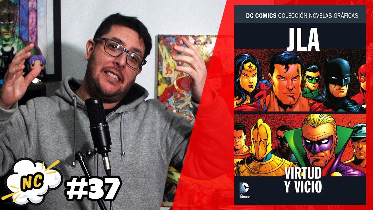 Novedades comiqueras #037 – Mentores contra héroes en DC Comics