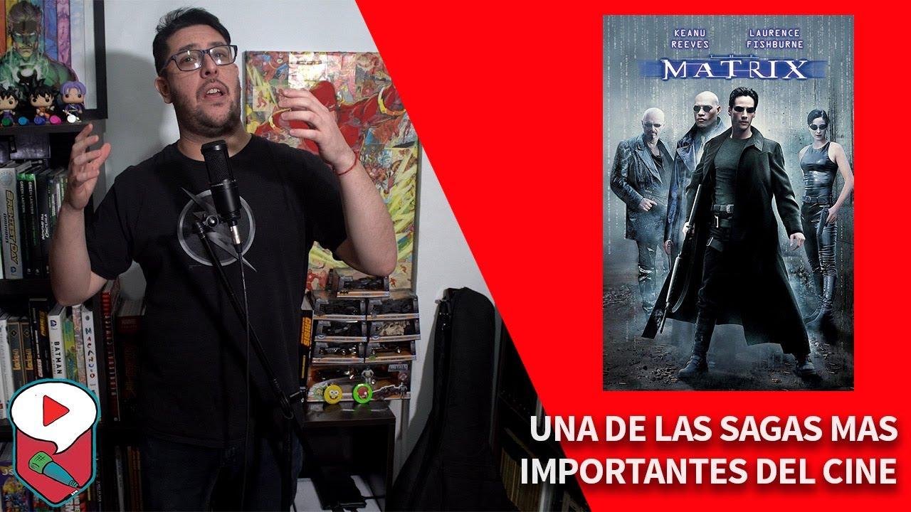 The Matrix Saga y su importancia en el cine de entretenimiento occidental