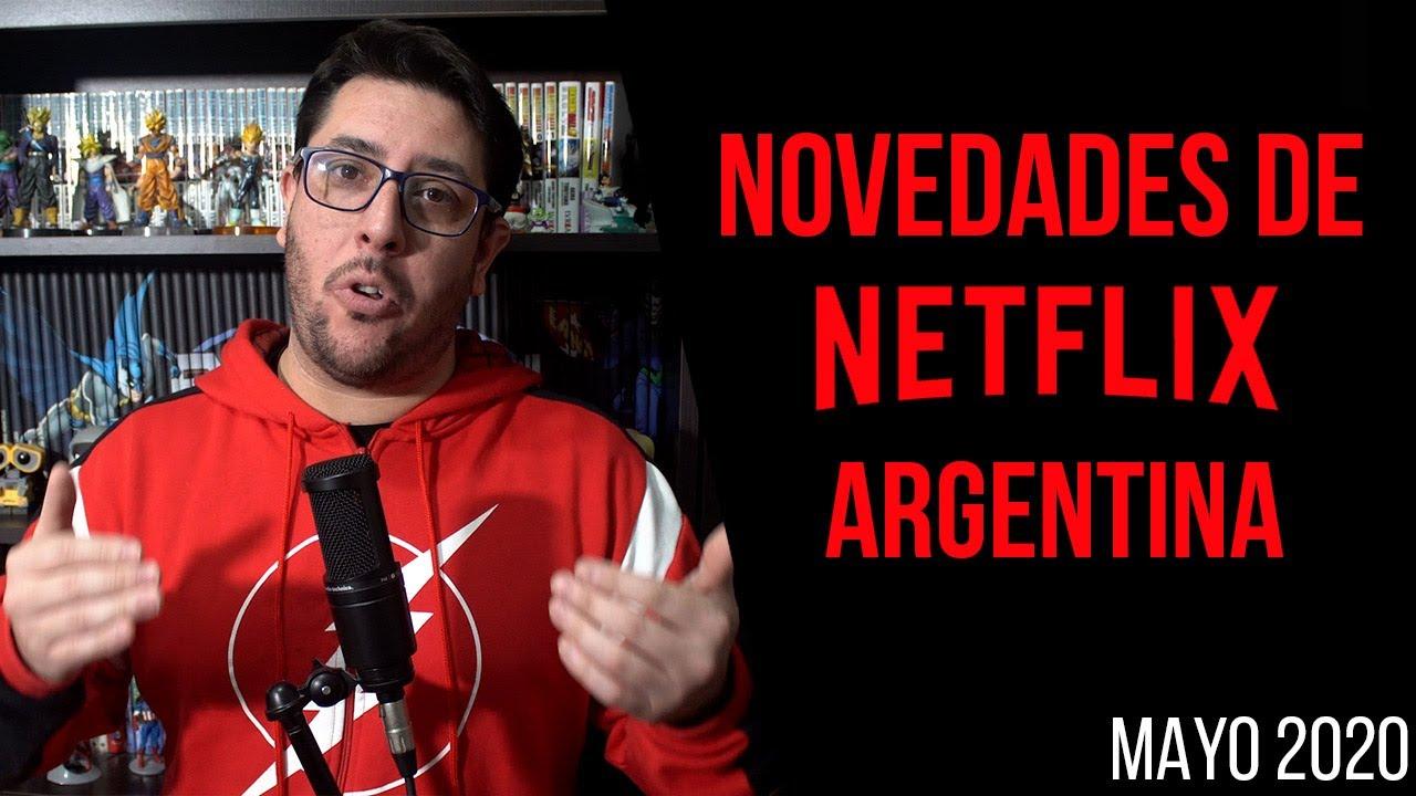 ¿Qué se estrena en Netflix Argentina durante Mayo?