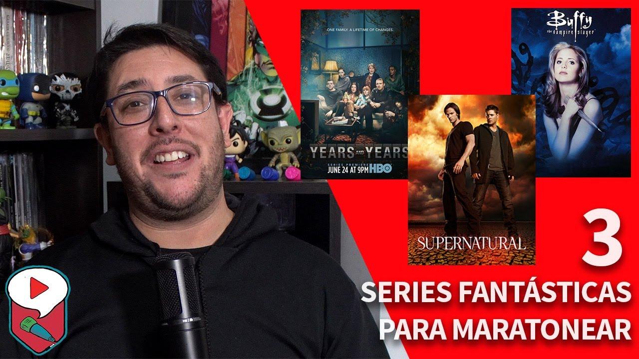 Buffy the vampire slayer, Supernatural y Years & years: para maratonear fuerte