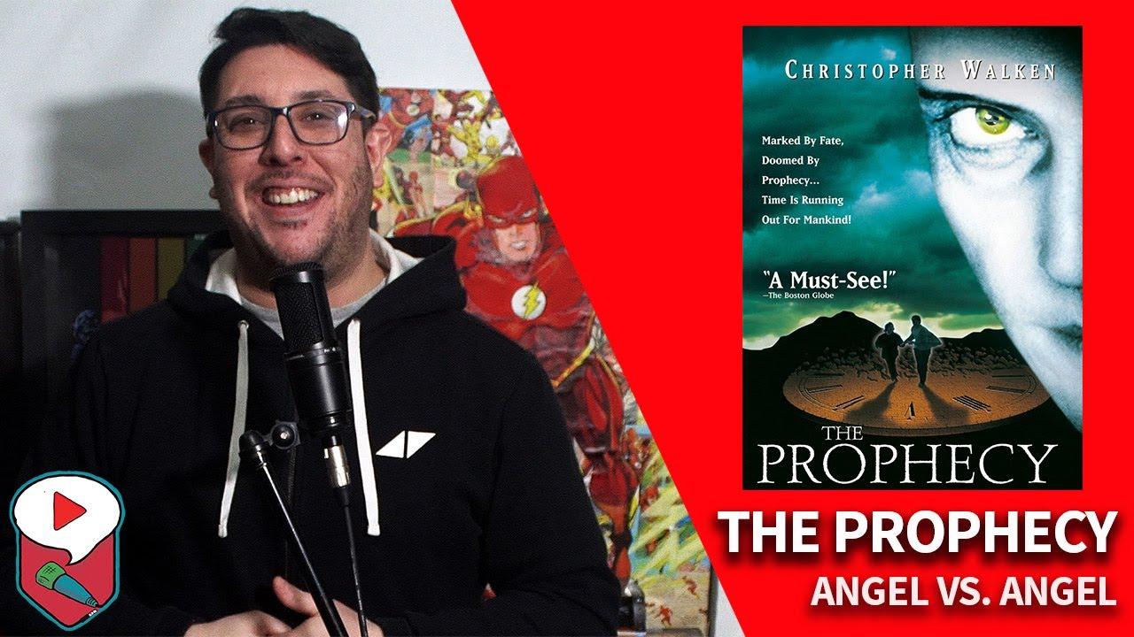 The Prophecy Saga: Christopher Walken contra los ángeles
