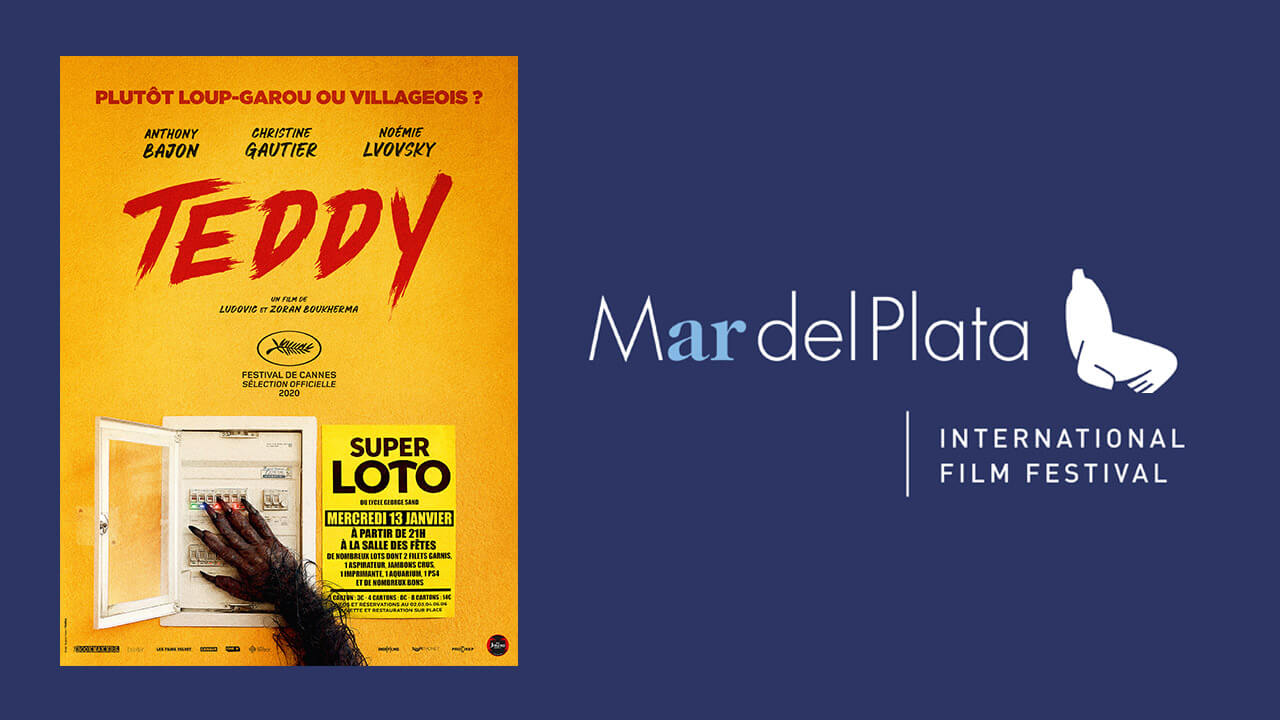 35º Festival de cine de Mar del Plata – Teddy