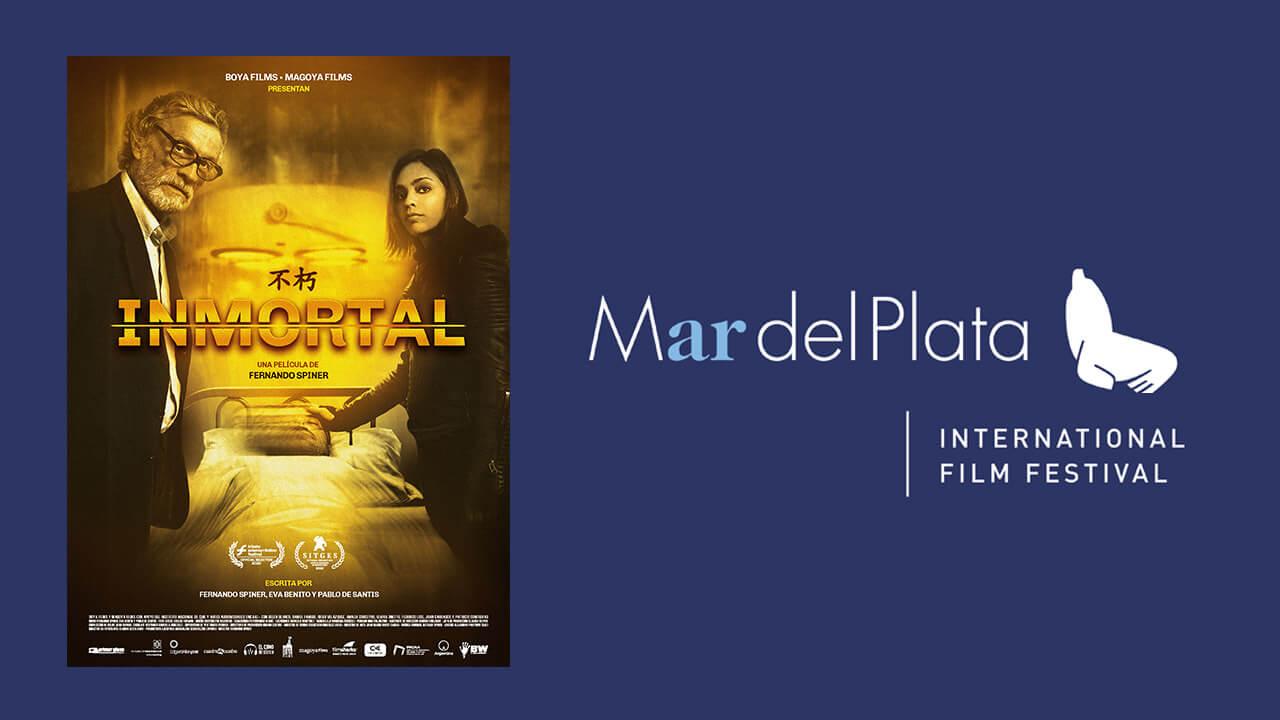 35º Festival de cine de Mar del Plata – Inmortal