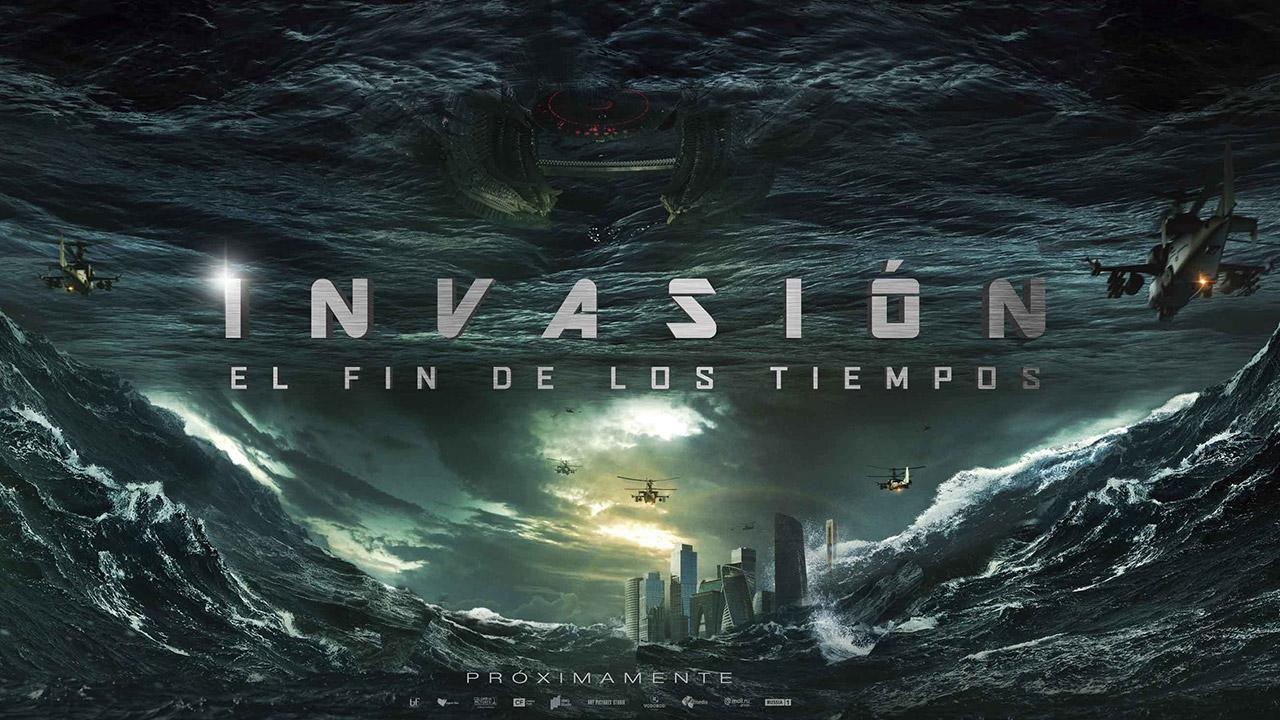 Invasión: el fin de los tiempos, sci-fi del otro lado del mundo occidental