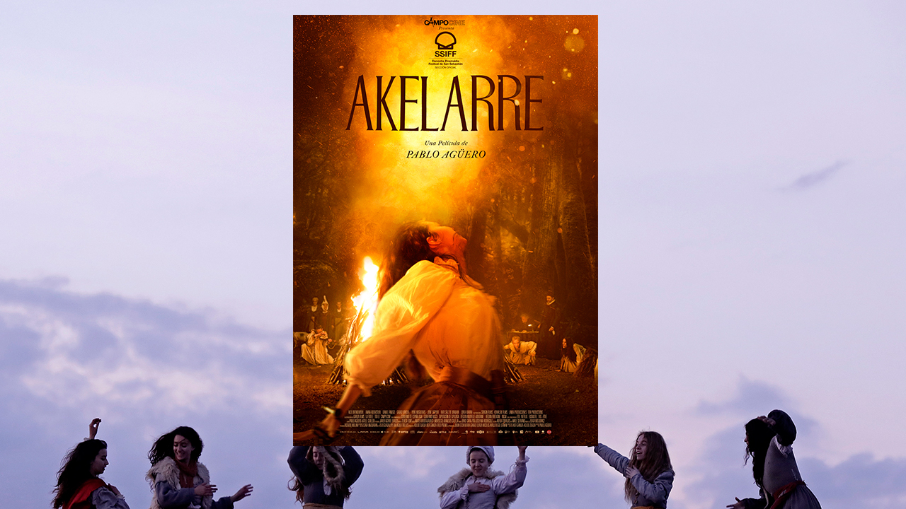 Akelarre: toda bruja es política