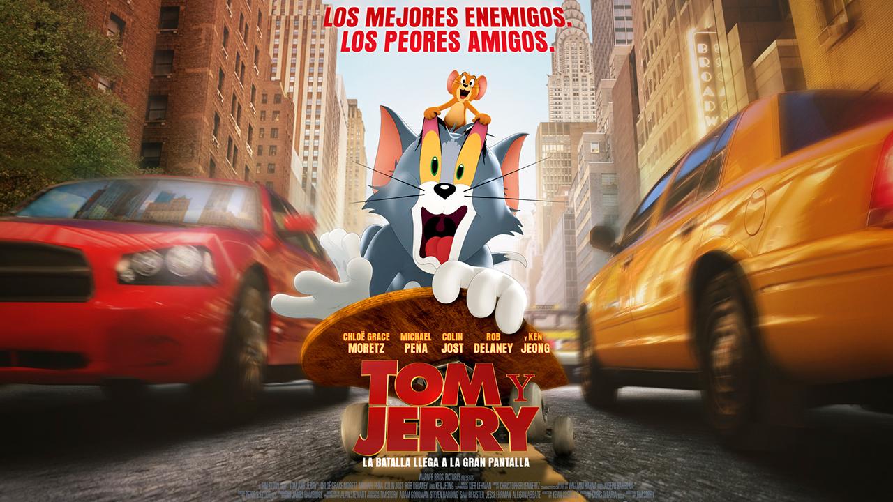 Tom y Jerry: nostalgia en tiempos de COVID-19