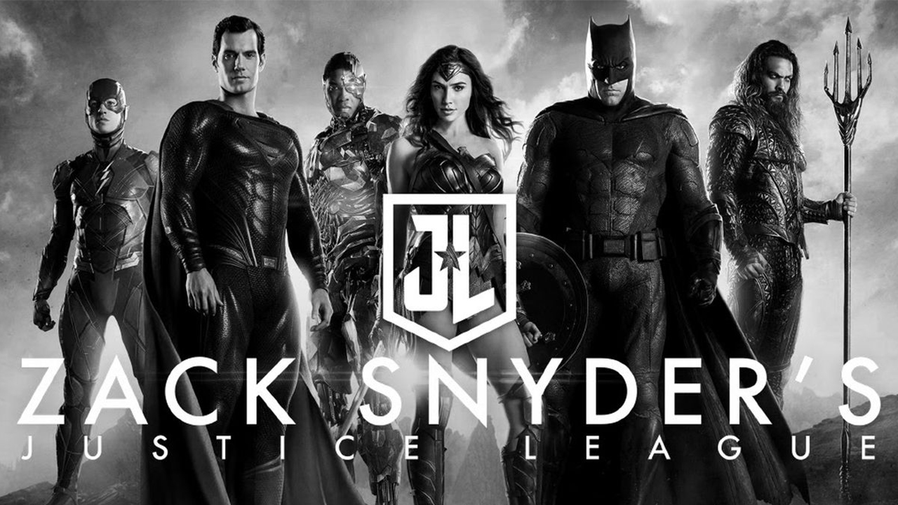 Zack Snyder´s Justice League: SnyderVision