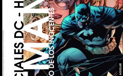 "Dossier Periodístico ""Batman: Hush"""